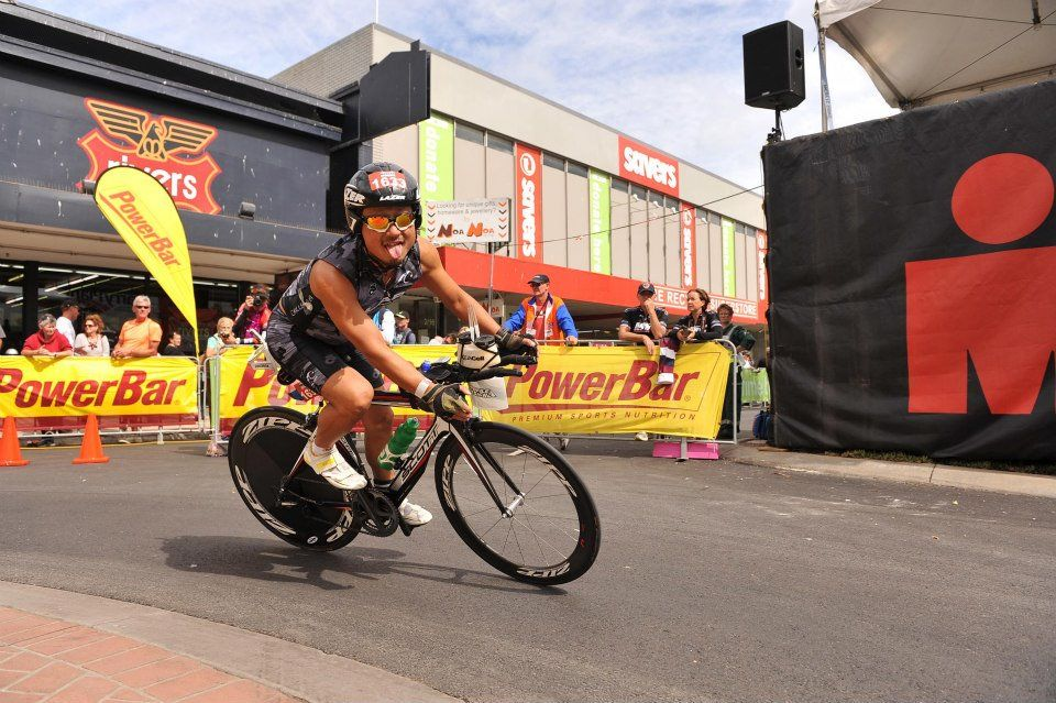IRONMAN Melbourne 2013