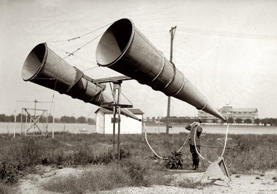 85singo_Acoustic_aircraft_detection_horns