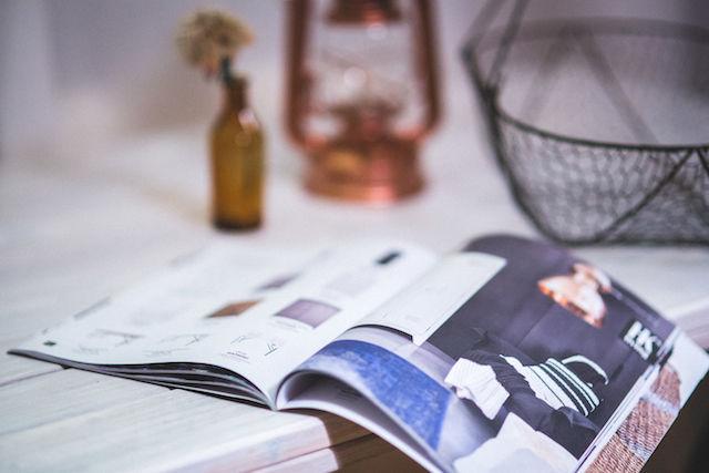 仕事 - Magazine cover