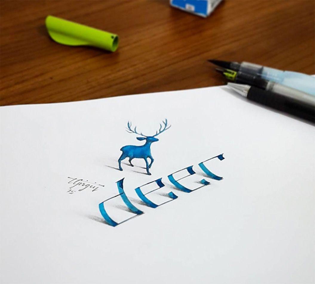 85singo_3d-calligraphy-typography-tolga-girgin-61