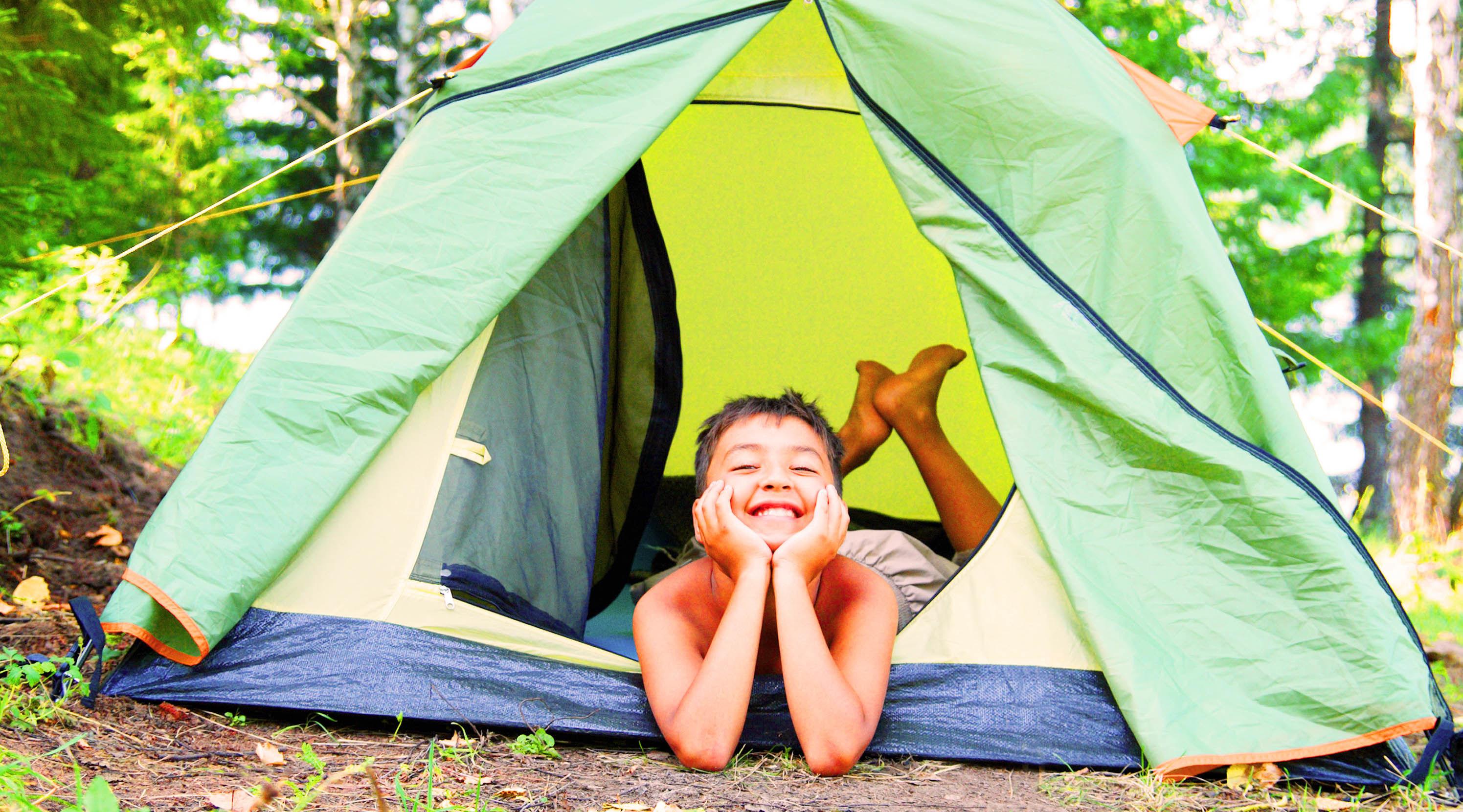【大自然に学ぼう】キャンプに行くことで気づく、人生に大切な「14のコト」