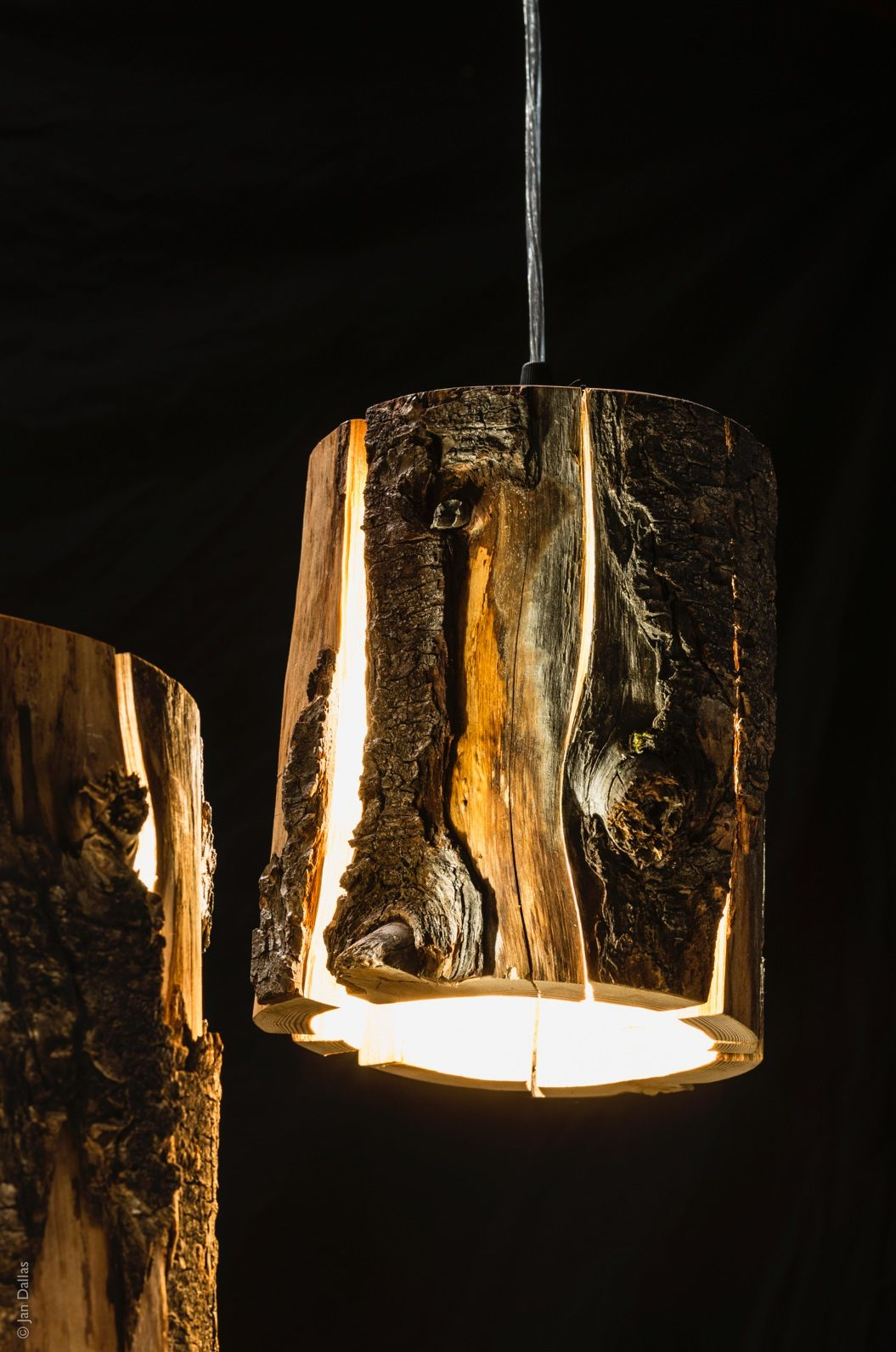 85singo_Cracked Log Pendant Lights  (6)