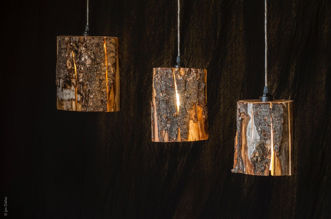 85singo_Cracked Log Pendant Lights 7