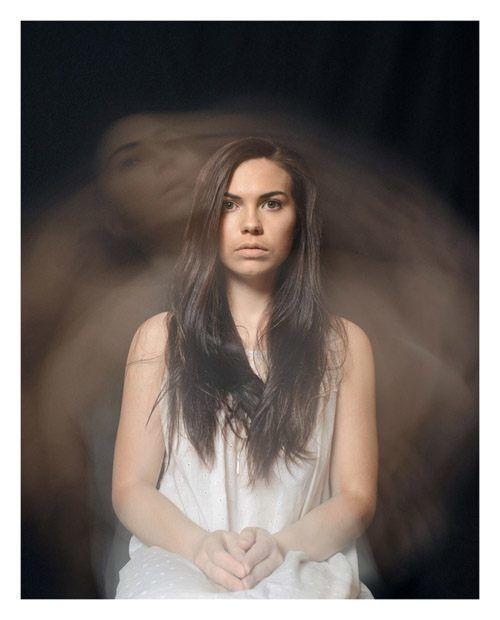 この画像に引きこまれたら注意 鬱病を写真で表現した大学生の写真がアメリカで話題 問題点を視覚化
