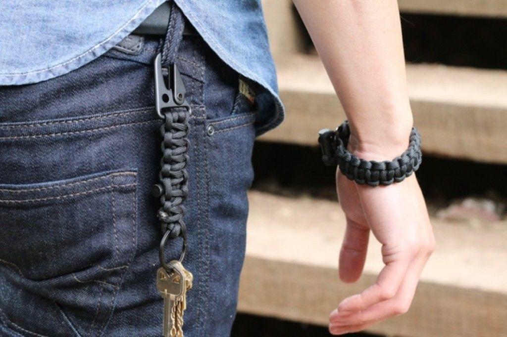85singo_Bomber+Parcord+Bracelet+and+Keychain