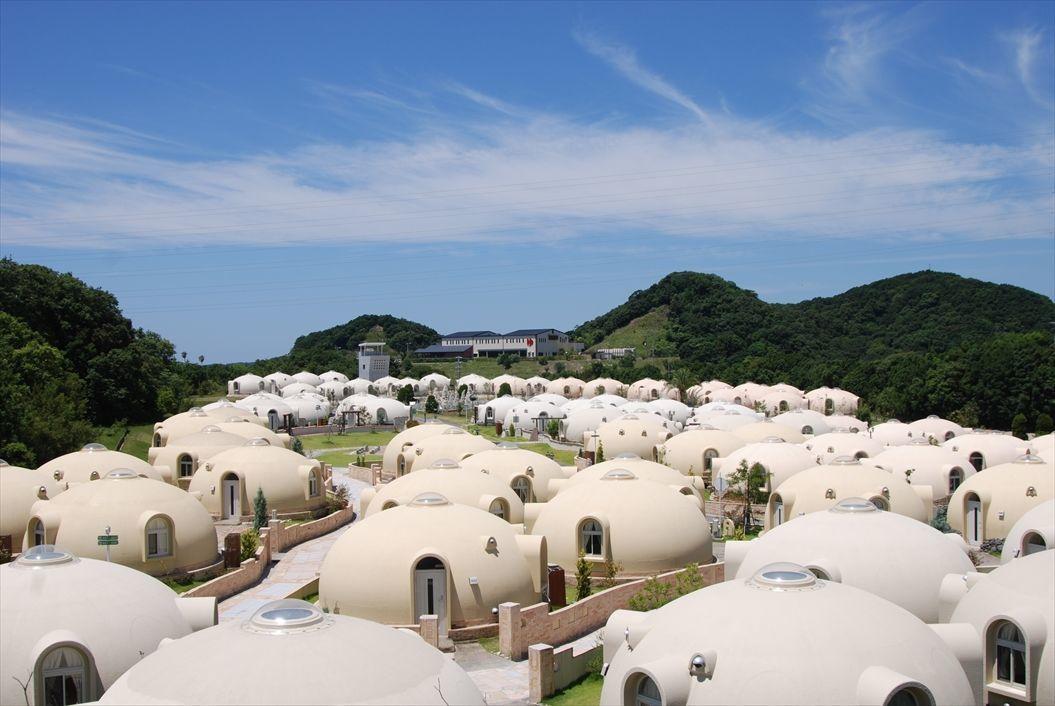 ここ、日本です。まさかの「発泡スチロールでできたホテル」が美しすぎると話題に!
