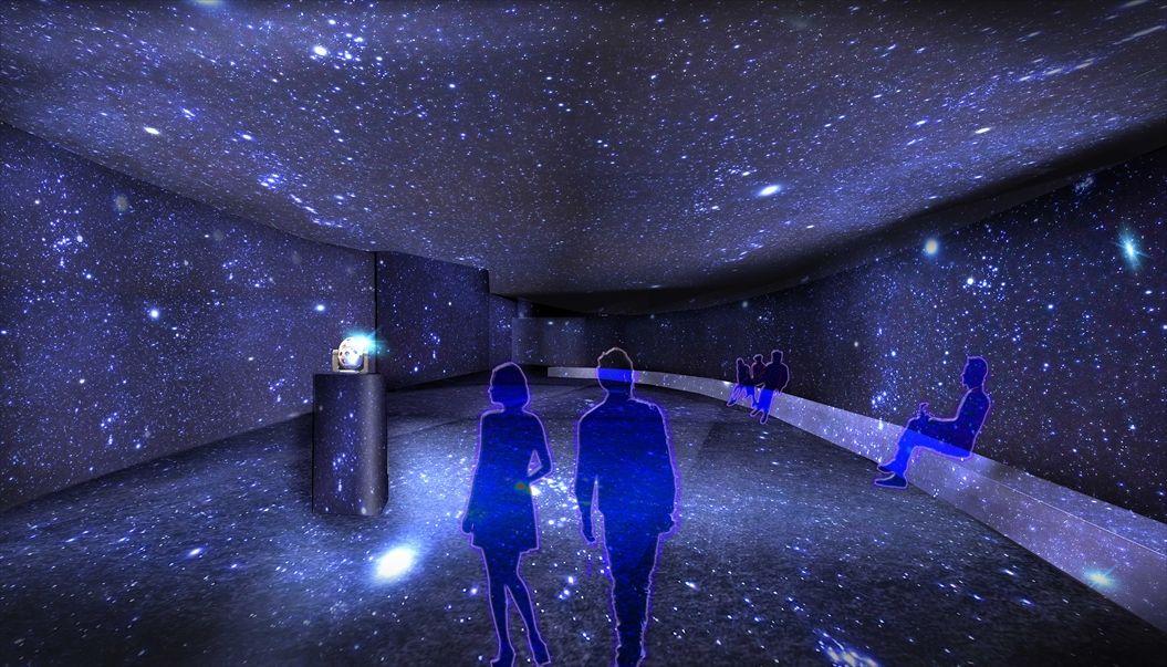 星空のイルミネーションbyMEGASTAR_R