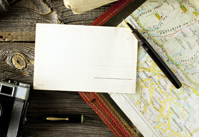 letter from travel