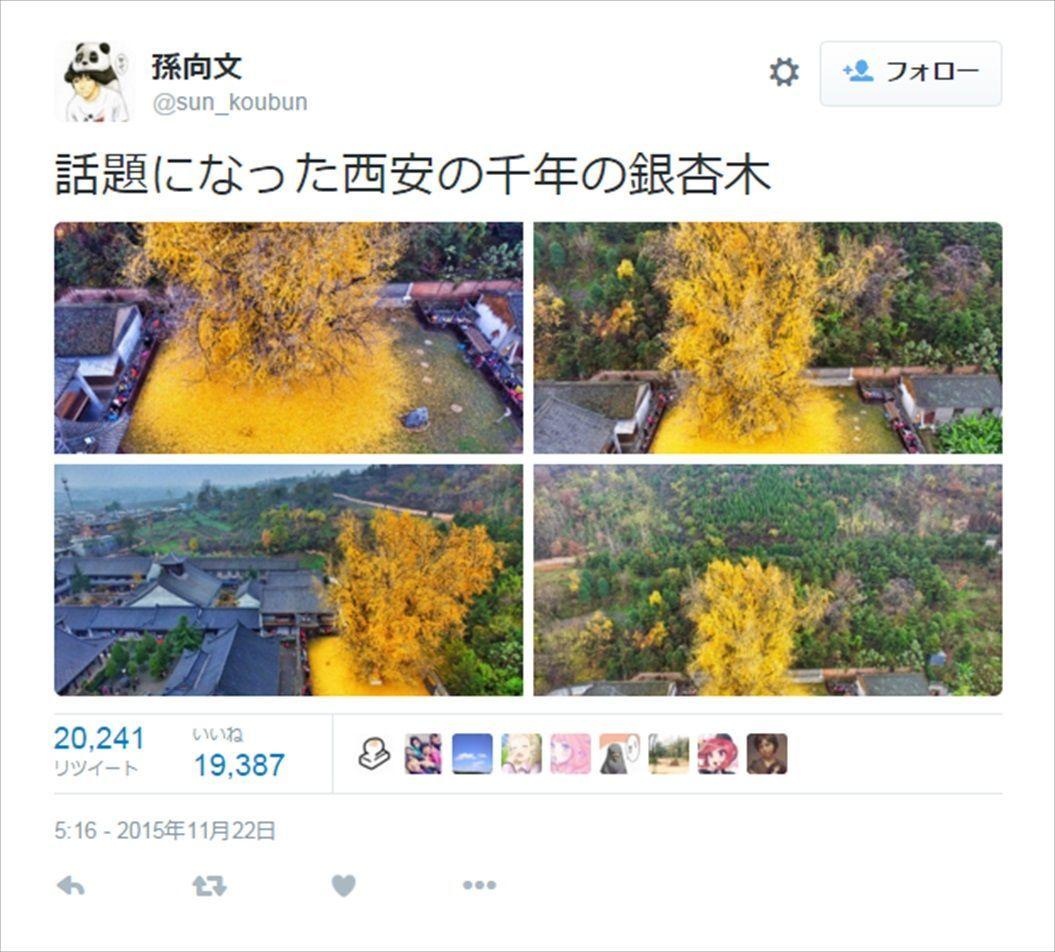 FireShot Capture 1396 - 孫向文さんはTwitterを使っ_ - https___twitter.com_sun_koubun_status_668417670849560577_R