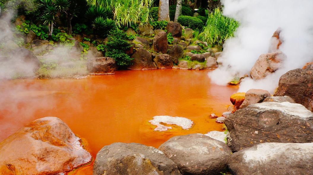 「血の池」に「ワニ地獄」九州の温泉地が、気になりすぎる・・・