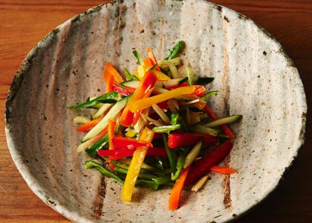 野菜サラダ のコピー