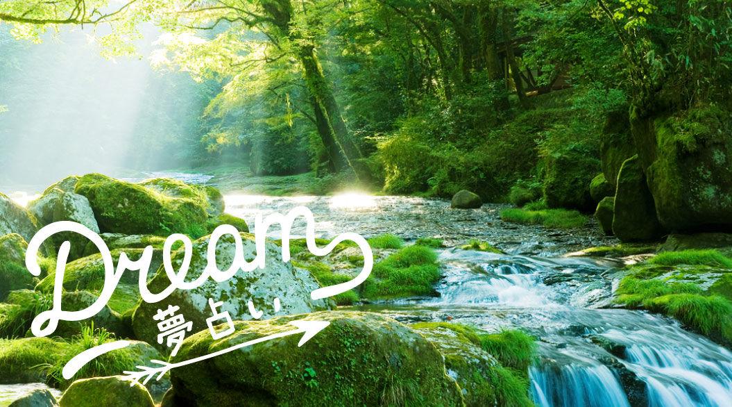 川で流される夢を見たことがありますか?