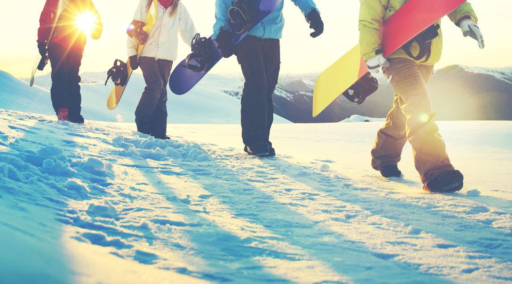 スキーやスノボ。濡れた手袋をそのままにしておくと「凍傷」になるかも・・・