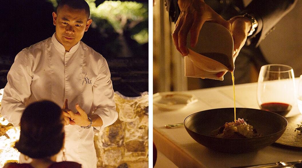 日本のどこかで、数日だけオープンする特別なレストラン「DINING OUT」が美しい