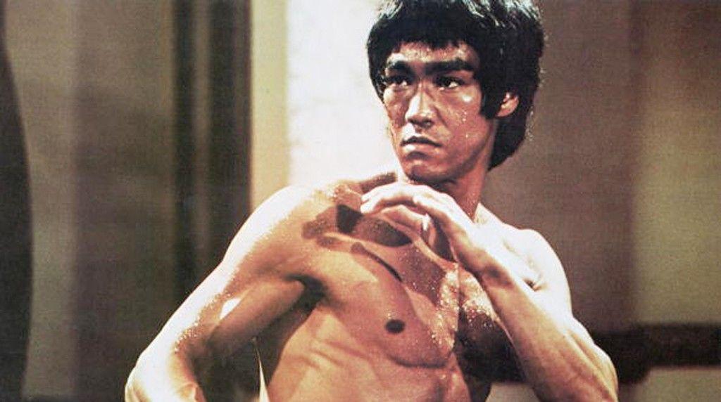 Bruce Lee Karate Stance