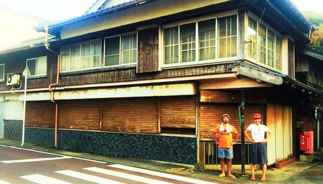 「海女と釣り師」夫婦の挑戦。壱岐島初のゲストハウスをオープンさせたい!