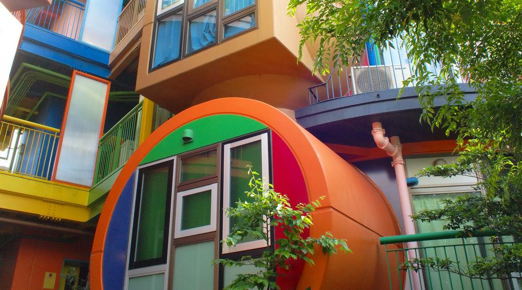 【東京・三鷹】身体の可能性を探る、「ヘレン・ケラーに捧げる家」