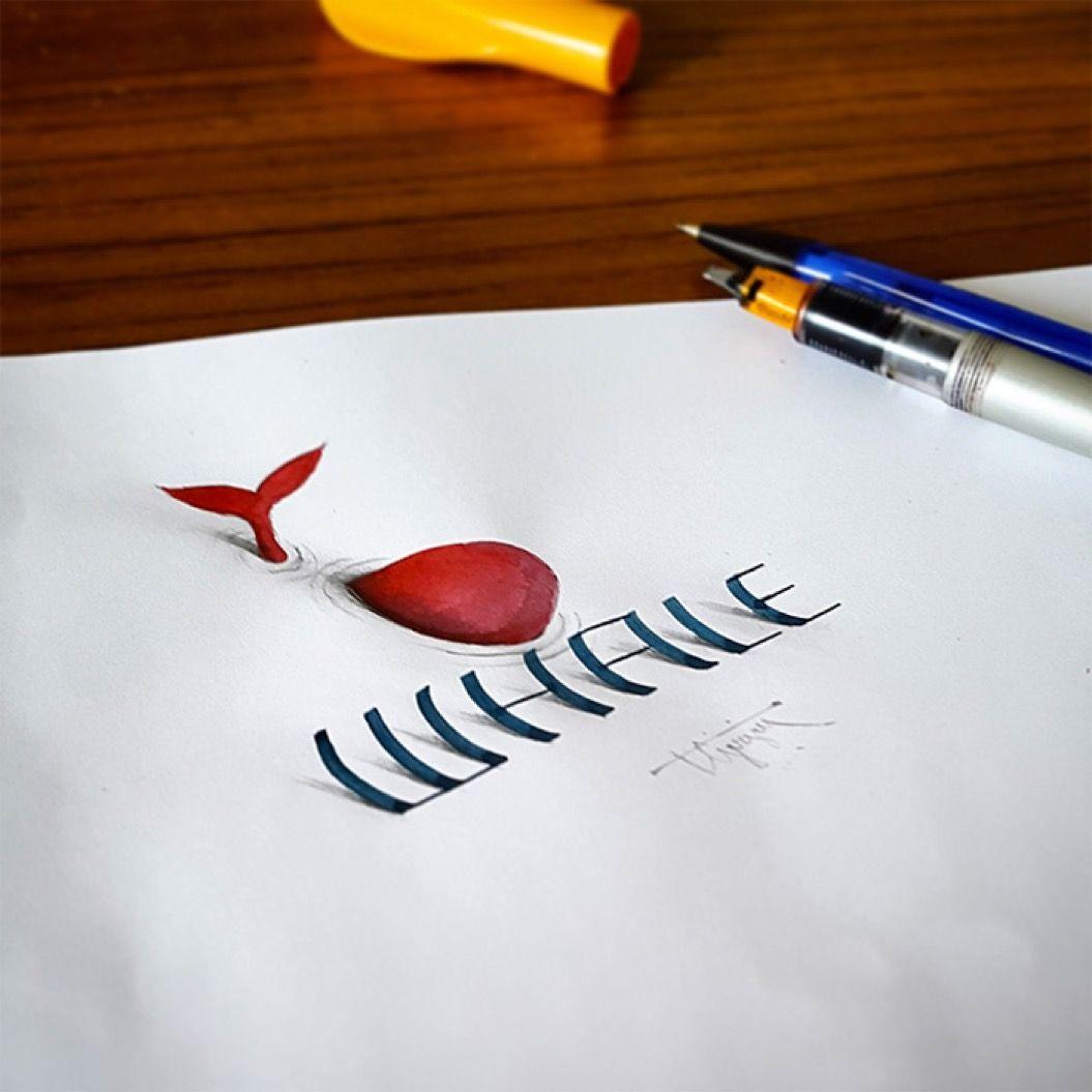 85singo_3d-calligraphy-typography-tolga-girgin-60