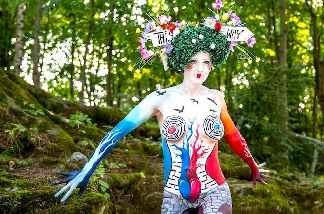 Body-Painting (5)