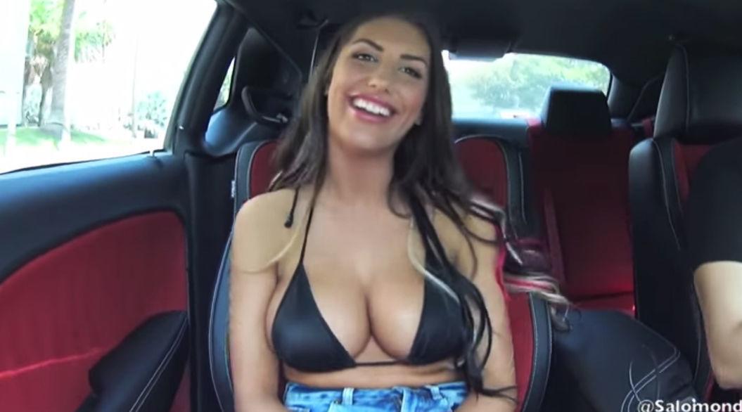 「オッパイ」で高級車の加速を疑似体験!(動画あり) | TABI LABO