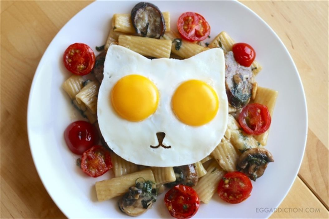 Cat Pasta_R