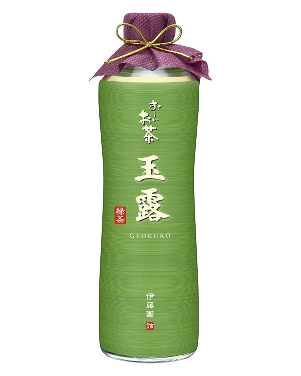 151026お~いお茶 玉露 375瓶_R