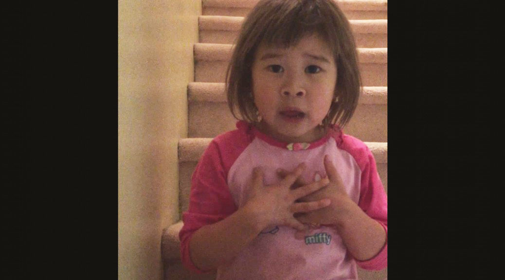 6歳の女の子が、離婚した両親に語った「アドバイス」