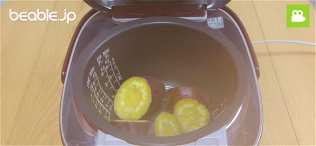 FireShot Capture 802 - 簡単!炊飯器クッキング~焼き芋編~【ビエボ】 I 炊飯器レシピ - YouTube_ - https___www.youtube.com_watch6_R