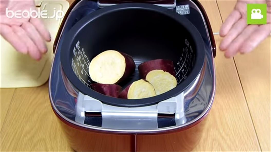 FireShot Capture 798 - 簡単!炊飯器クッキング~焼き芋編~【ビエボ】 I 炊飯器レシピ - YouTube_ - https___www.youtube.com_watch3_R