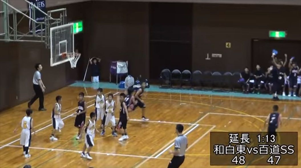 FireShot Capture 1227 - Buzzer Beater【ミニバスのブザービーター】福岡市ミニバスケットボール夏季交_ - https___www.youtube.com_watch_R