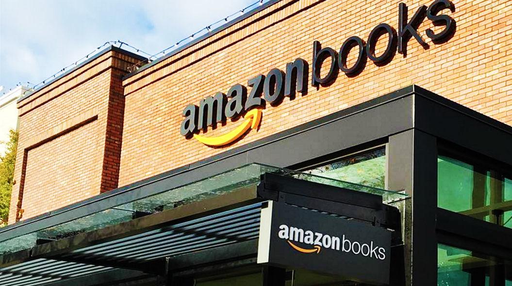 Amazonがリアル店舗をオープン!データを駆使した運営が話題に