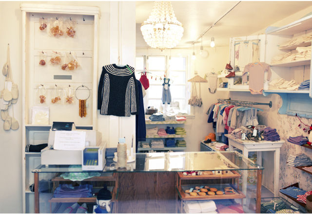 The perfect little boutique