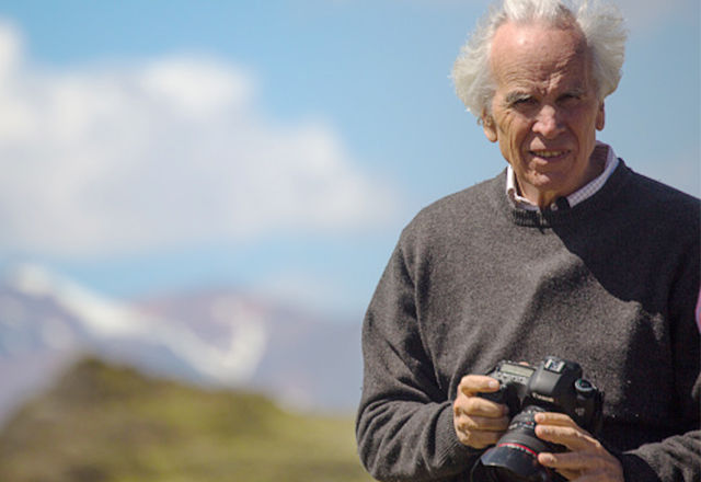North Face Co-Founder Doug Tompkins In Patagonia National Park