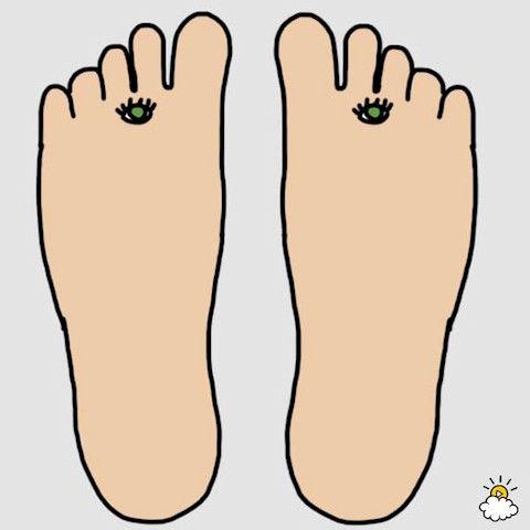 目には、視覚障害、発赤、痛みなど、様々な問題が生じます。人差し指と中指の付け根をマッサージ、または指圧することで、目の健康を促進することにつながるんだとか。