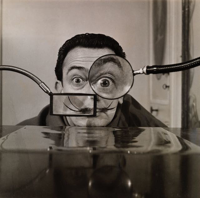 Wally Rizzo, Salvador Dali photograph for Paris-Match