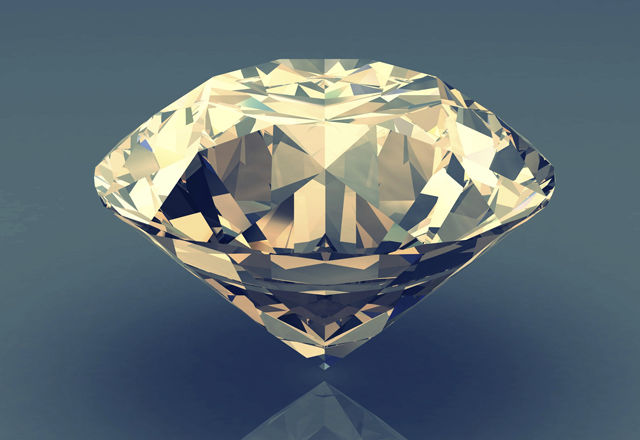 diamond champagne